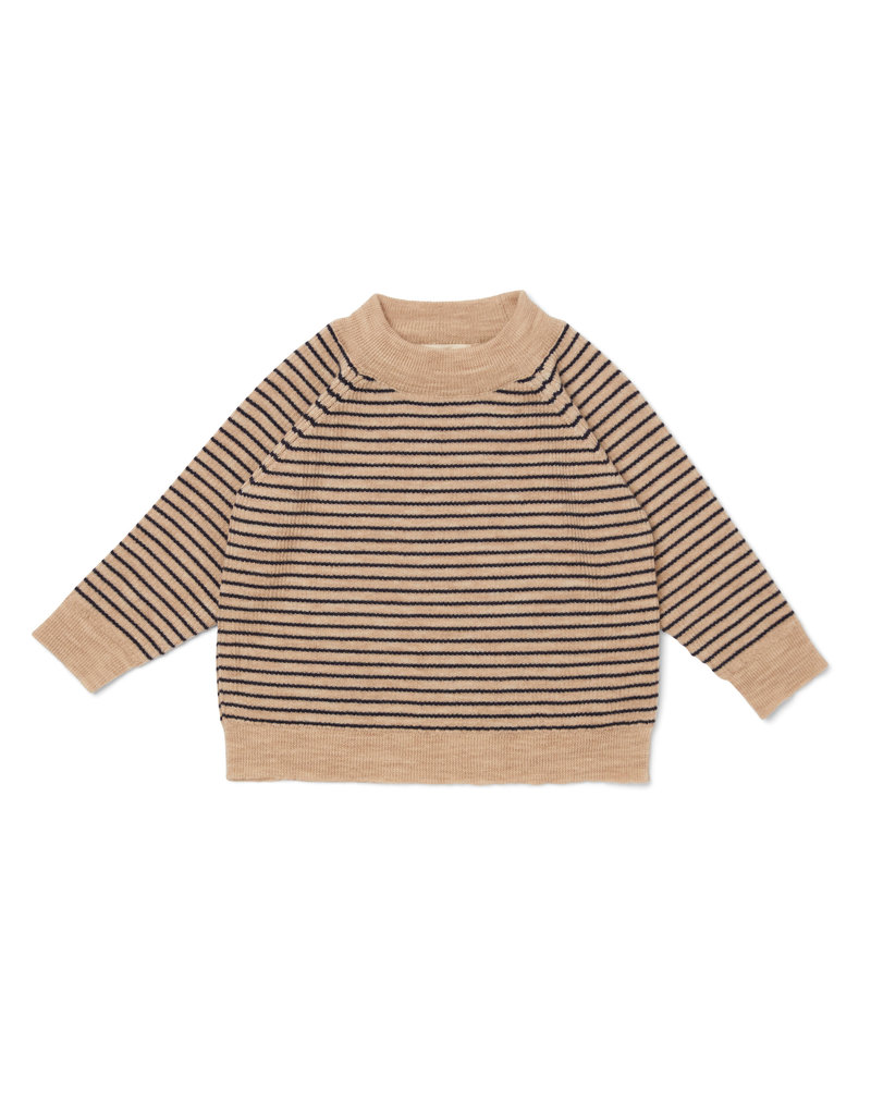 Konges Sløjd Konges Slojd : Meo blouse - White cream / navy stripe