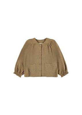 Lil ' Atelier Lil ' Atelier : Loose shirt/blouse  girl - Ermine