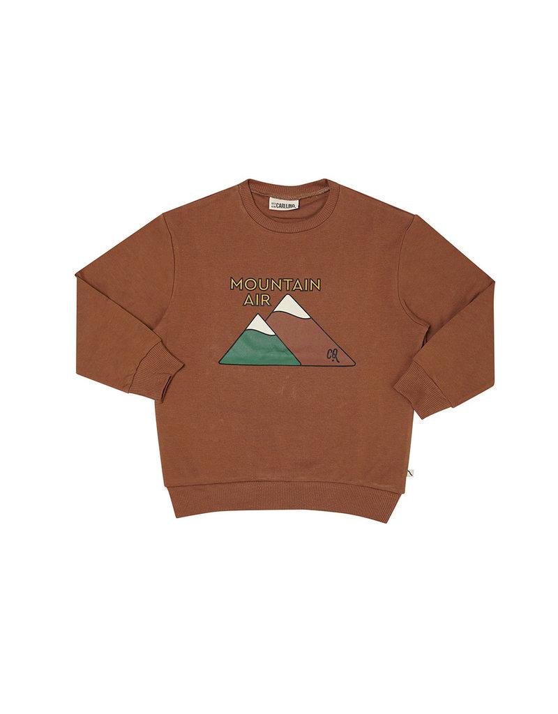 Carlijn Q Carlijn Q : Mountain air - sweater wt print , boy