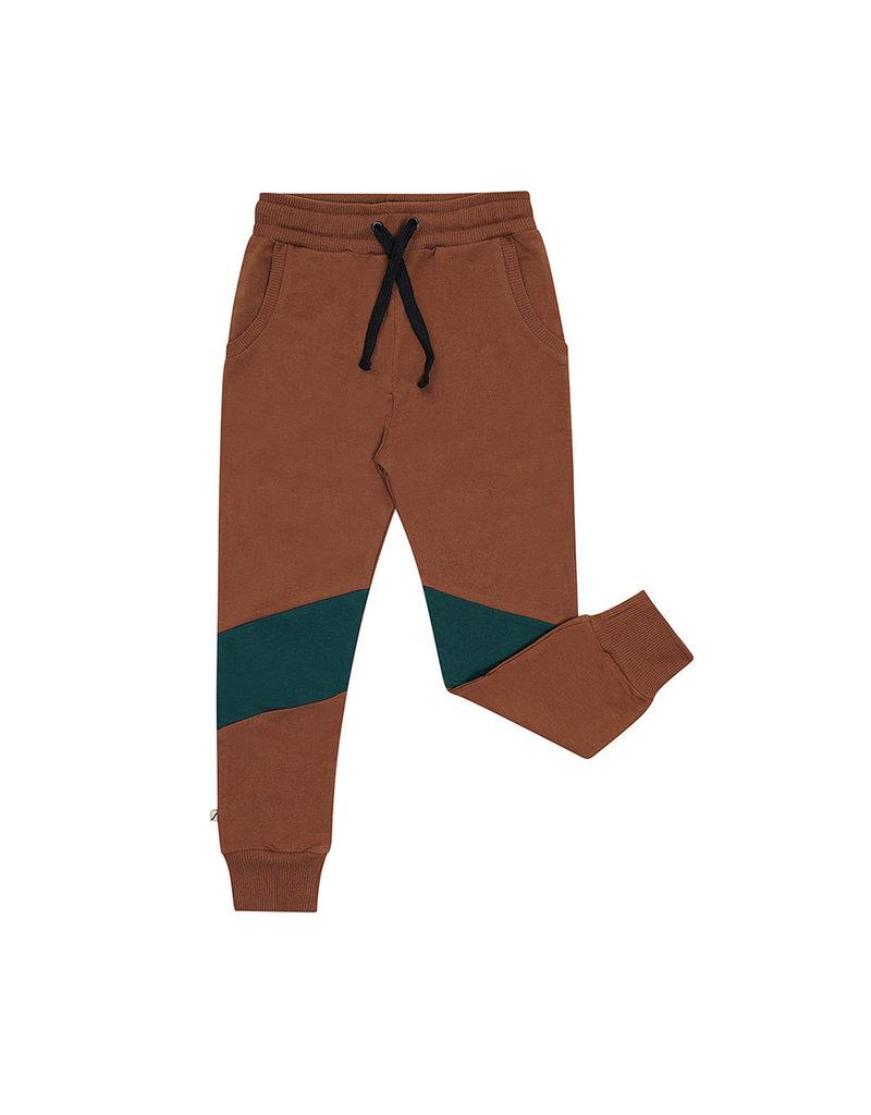 Carlijn Q Carlijn Q : Sweatpants ( brown) boy