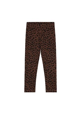 Daily Brat Daily Brat : Leopard pants hickory brown
