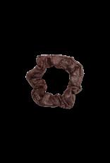 Ammehoela Ammehoela : Scrunchie - Methallic bronze