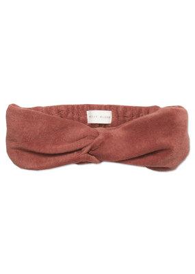 Petit Blush Petit Blush : Twisted headband - Marsala