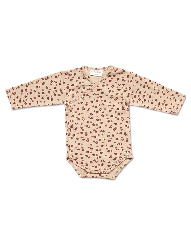 Petit Blush Petit Blush : Kimono newborn - Mini ditsy
