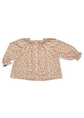 Petit Blush Petit Blush : Raglan blouse - mini disty