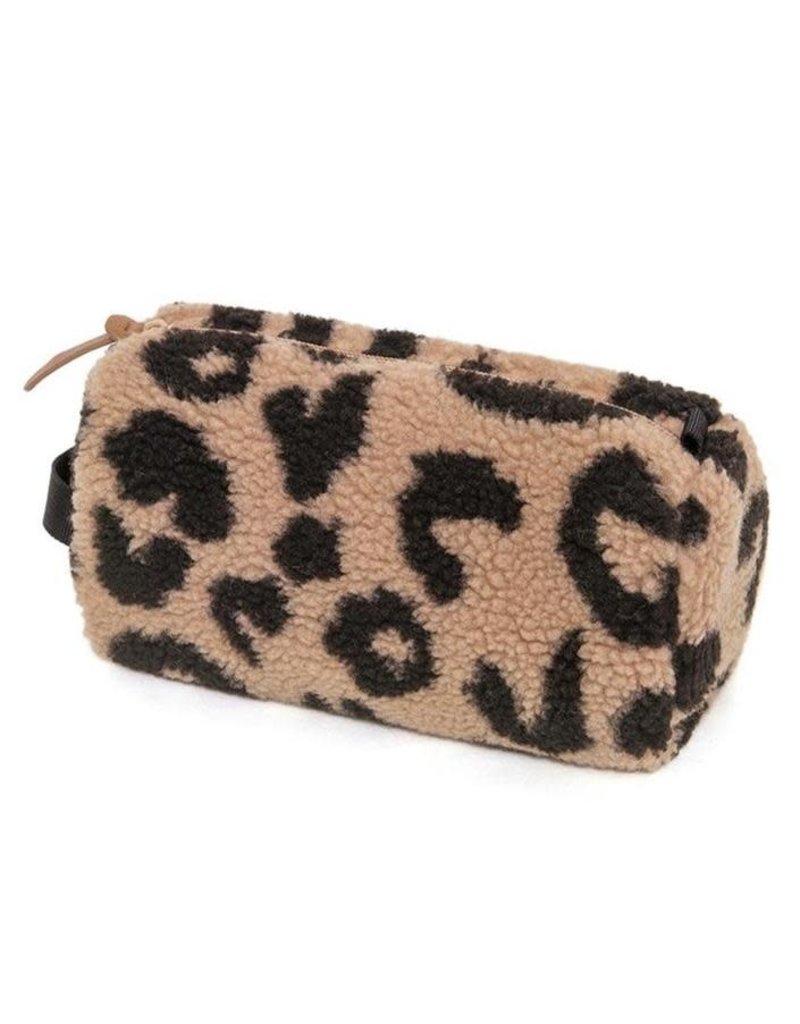 Petit Monkey Petit Monkey : Etui teddy leopard
