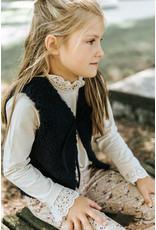 Navy Naturel Navy naturel : Jackie Broderie - Marshmellow