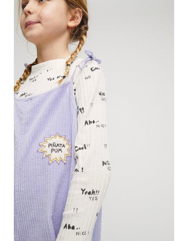 Piñata Pum Piñata Pum : T-shirt Cisne raw allover letters