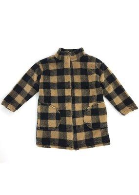 Piñata Pum Piñata Pum :Over shirt brown square