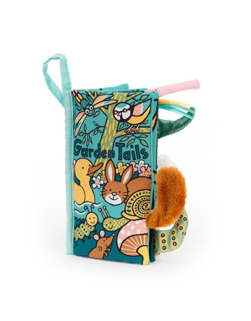 Jellycat Jellycat : Garden tails book