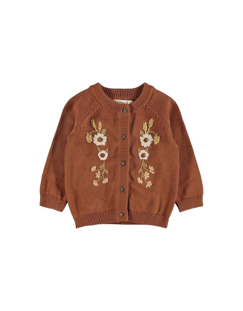 Lil ' Atelier Lil ' Atelier :  Edel Knit vest