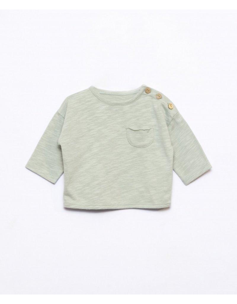 Play Up Play Up : Flamé jersey t-shirt -groen ( p7157)