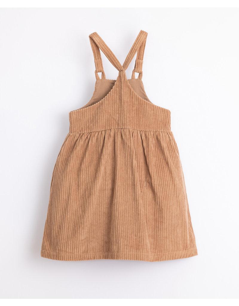 Play Up Play up  - Corduroy Dress - PA04/4AJ11457 paper