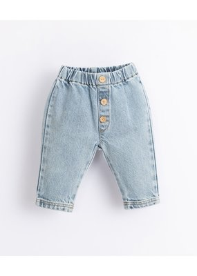 Play Up Play Up: denim trouser 01