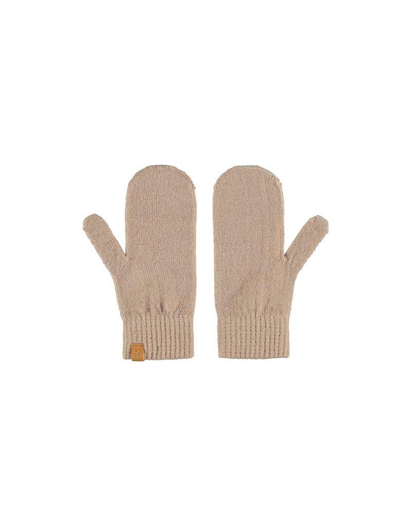 Lil ' Atelier Lil ' Atelier : Knit mittens - Almondine