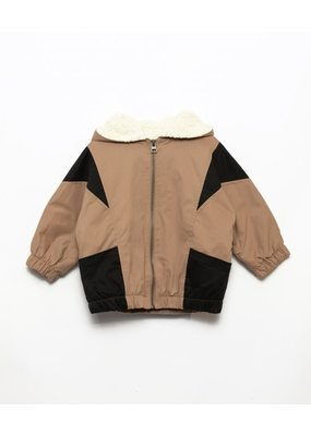 Play Up Play Up : twill parka paper jacket