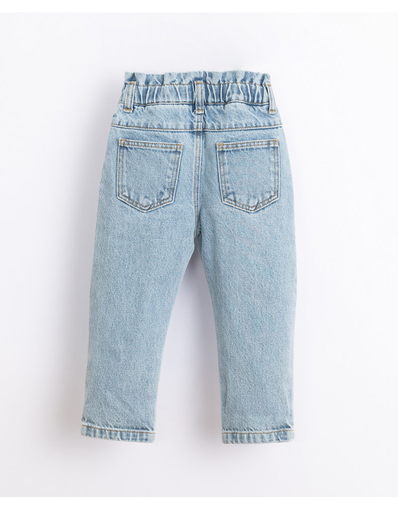 Play Up Play Up : Denim trouser 04
