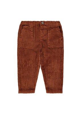Lil ' Atelier Lil ' Atelier : Loose corduroy pants