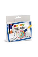 Primo Primo - 8 waskrijt uitwisbaar met grip