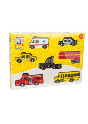 Le toy Van Le Toy Van - York car set