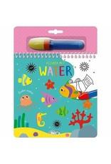 Boeken Boek: Kleuren met water Onder Water