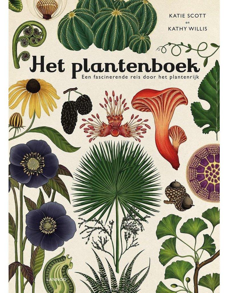 Boeken Terra Lannoo Het plantenboek. 8+