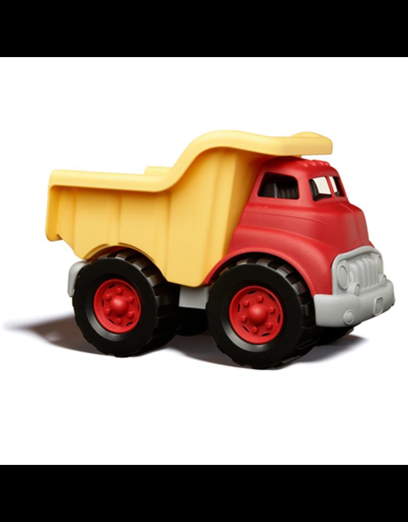 Green toys : Kiepwagen rood