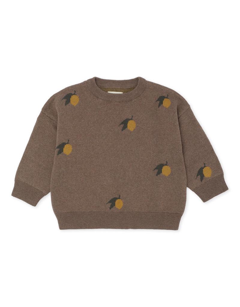 Konges Sløjd Konges Sløjd :Lapis Jacquard blouse