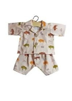 Minikane Minikane : Poppenkleding pyjama buffalo