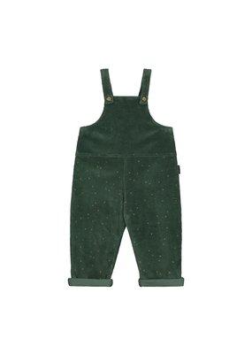 Daily Brat Daily Brat : Charlie corduroy glitter dot suit green