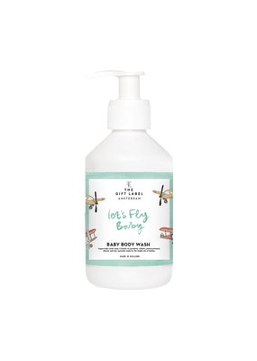 The Gift Label The Gift Label - Let's fly away Baby Body Wash