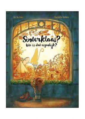 Boeken Boek - Sinterklaas? Wie is dat eigenlijk?
