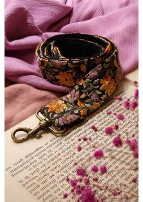 La N'Atelier La N ' Atelier : Goud, paars zwart bloem