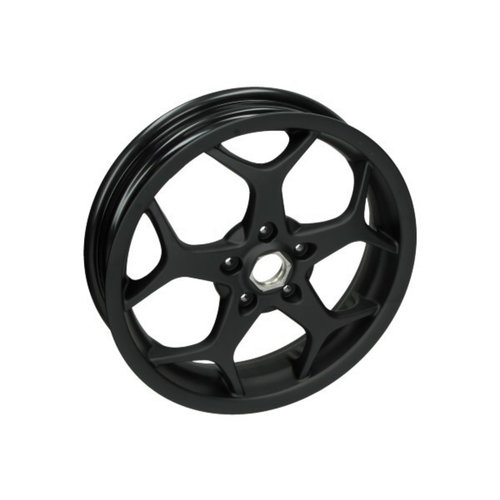 Piaggio origineel Voorvelg PIAGGIO MP3 HPE 350/ 500 13x3.00 ABS Glans Zwart