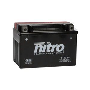 Piaggio origineel Accu NITRO YTX9-BS 12V 8Ah