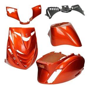 DMP Kappenset model SP zip2000 amber DMP 5-delig