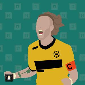"""We Love Football Art """"JUNGEN, WAS SIND WIR GLÜCKLICH"""""""