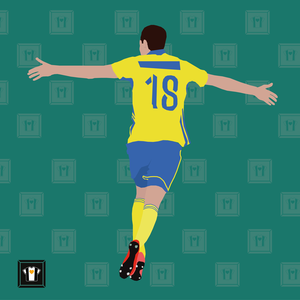 "We Love Football Art ""MATIC"""