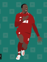 "We Love Football Art ""GINI"""