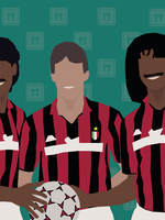 "We Love Football Art ""DE GROTE DRIE"""