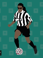 """We Love Football Art """"DE PITBULL"""""""