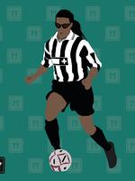 "We Love Football Art ""DER PITBULL"""