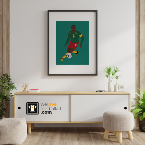 "We Love Football Art ""EL LEÓN"" We Love Football Art"