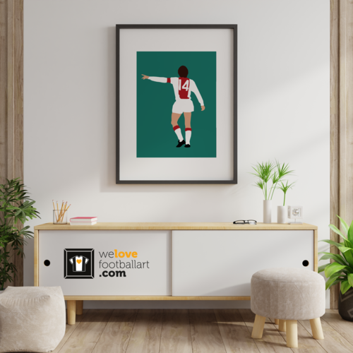 "We Love Football Art ""Het orakel"" We Love Football Art"