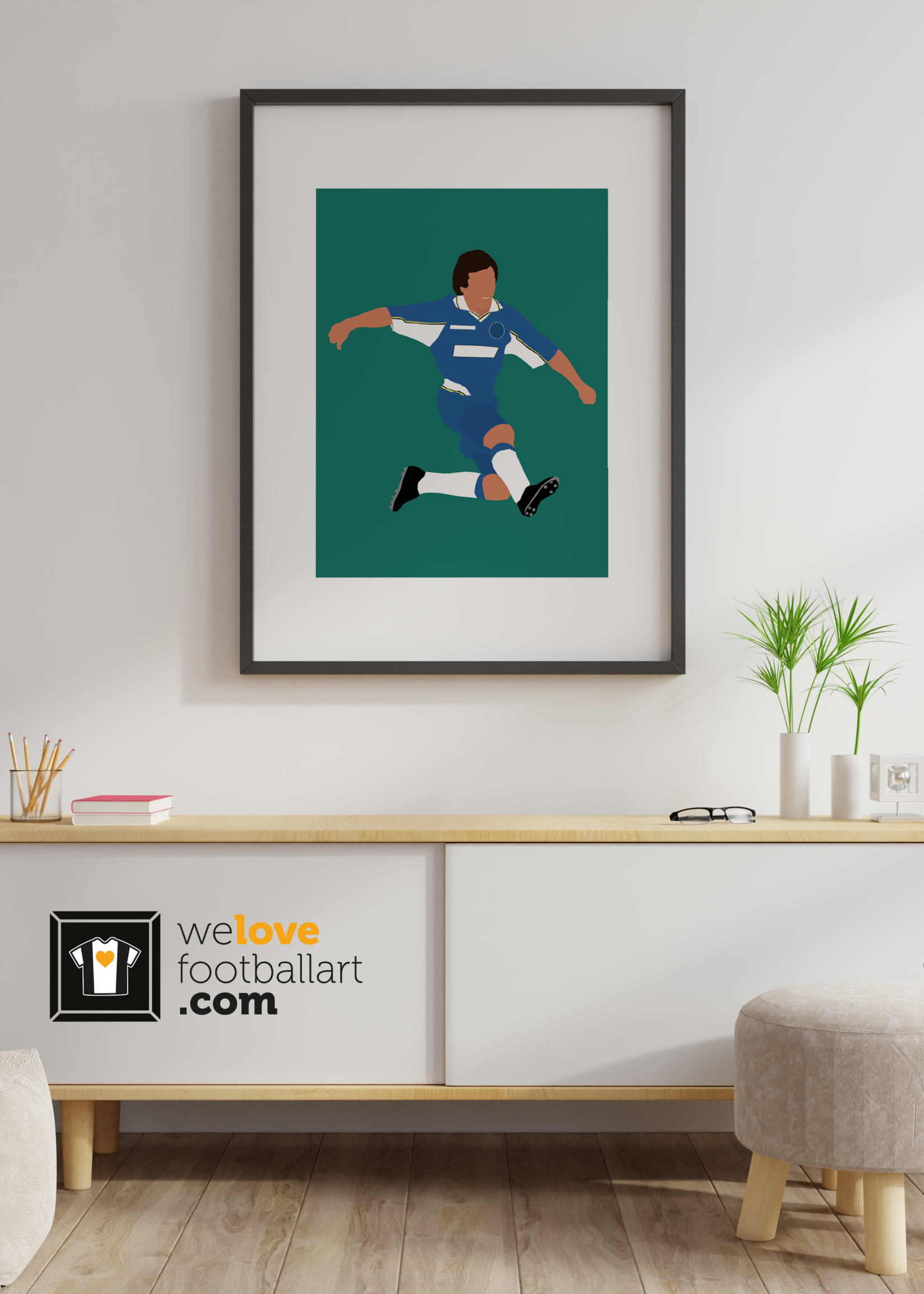 """We Love Football Art """"Magisch Box"""" We Love Football Art"""