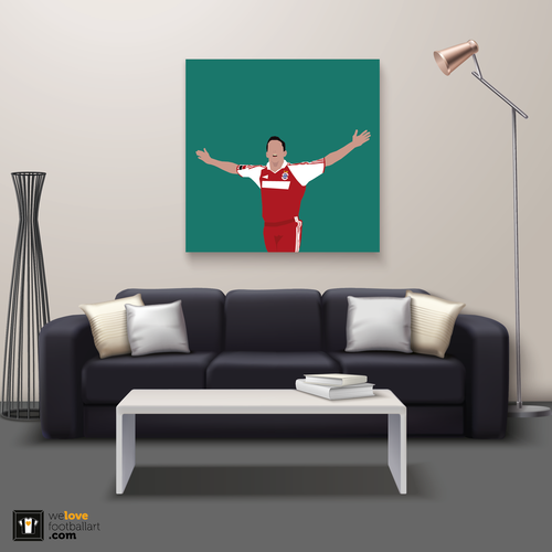 "We Love Football Art ""Das Phantom"" We Love Football Art"