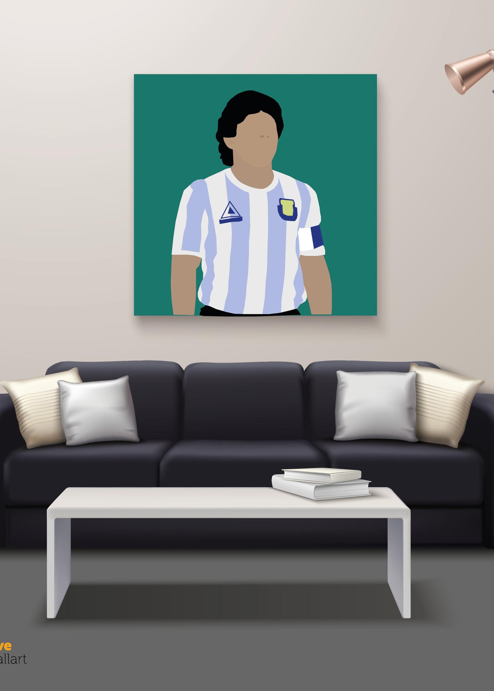 "We Love Football Art ""Pelusca"" We Love Football Art"