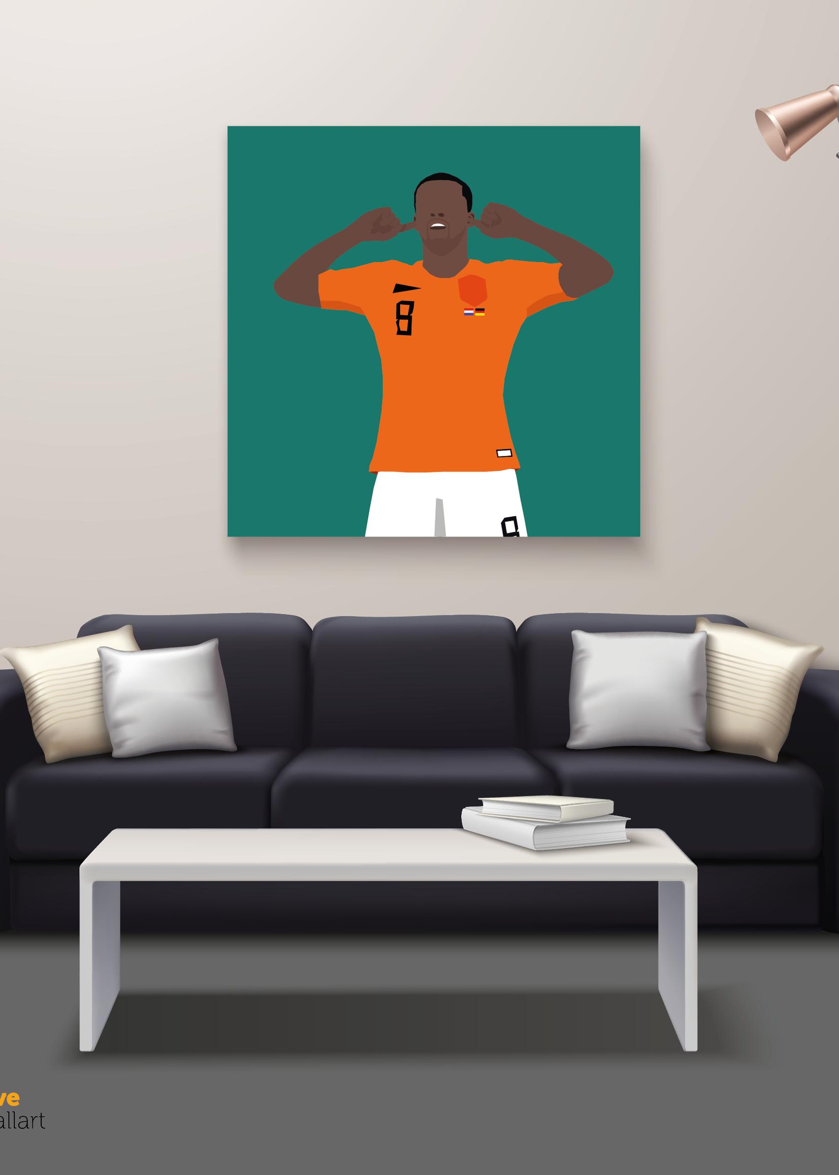 "We Love Football Art ""Stille"" We Love Football Art"
