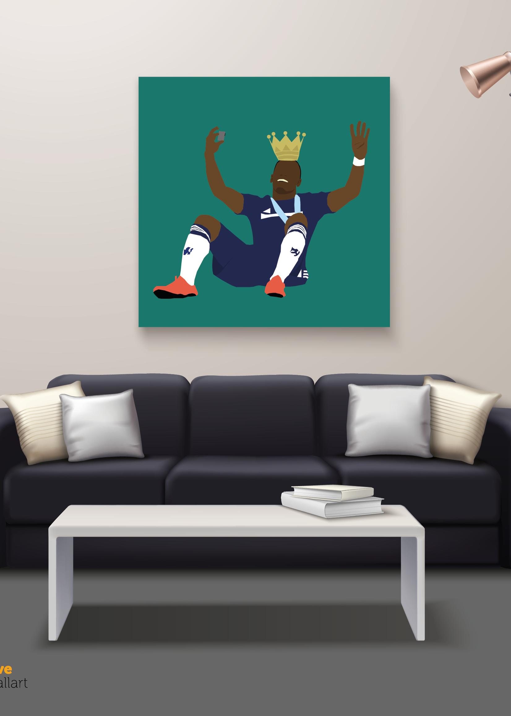 "We Love Football Art ""Tito"" We Love Football Art"
