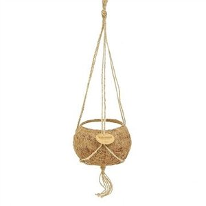 Kokodama Hanging pot 15 cm - diam. 10 cm entrance